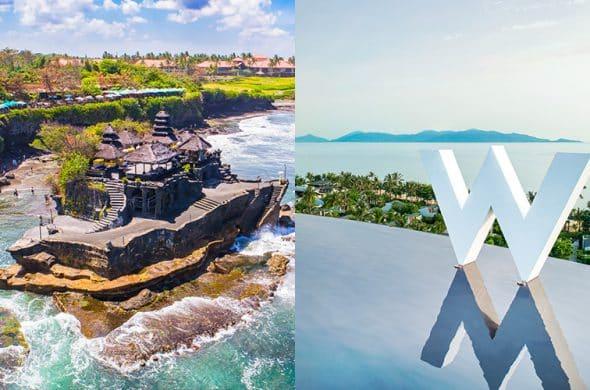 アジアの最強ビーチリゾート!バリ島&サムイ島の魅力